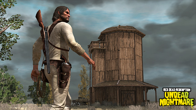 New Undead Nightmare Outfits For John Marston Zombie Hunter