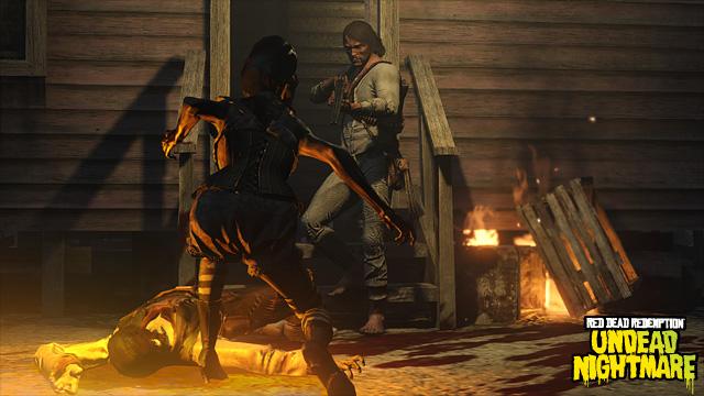 Undead Games Inbox Red Dead Redemption