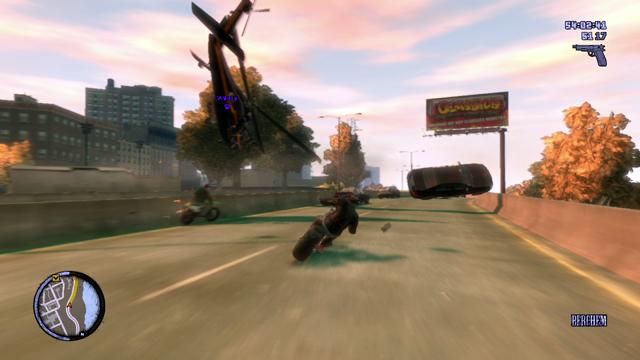 Recap & Screens: Grand Theft Auto IV: Complete Edition