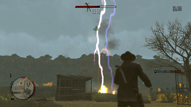 Recap Screens From Red Dead Redemption Undead Nightmare Social