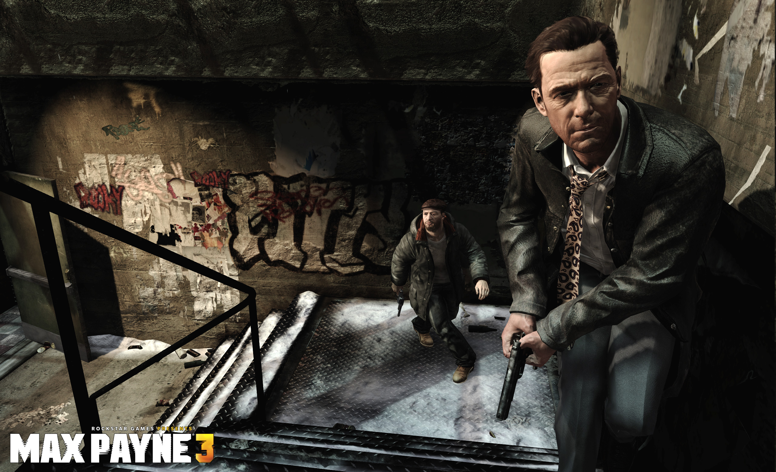 Max Payne 3 For Pc New Screens And Details Including System Specs