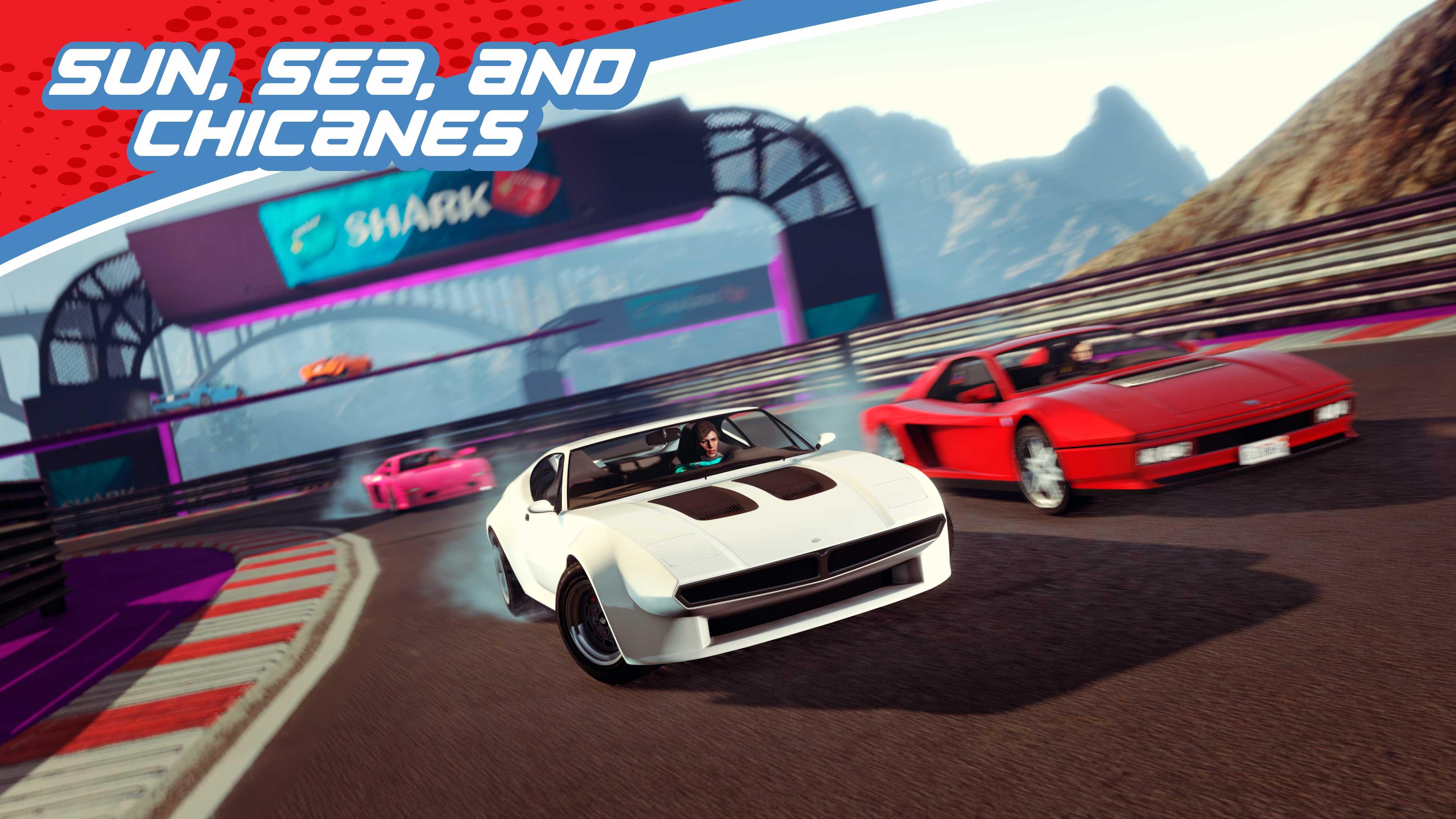 nuove gare di GTA Online